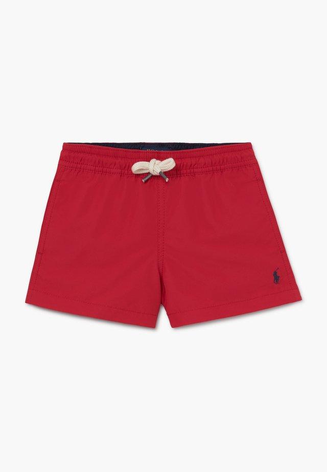 TRAVELER SWIMWEAR BOXER - Swimming shorts - sunrise red