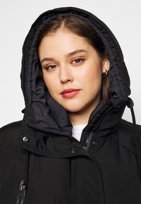 Lee Plus - ELONGATED PUFFER - Classic coat - black - 3