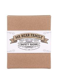 Mr Bear Family - SAFETY RAZOR - Rasierer - - - 2
