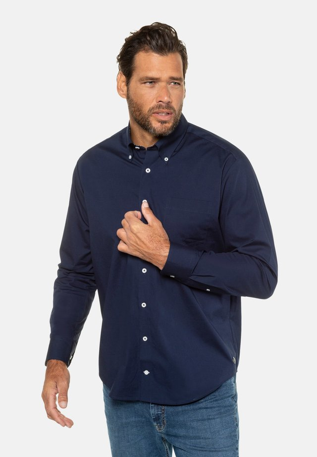 FLEXNAMIC - Formal shirt - navy