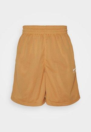 FLY ESSENTIAL SHORT - Short de sport - chutney/white
