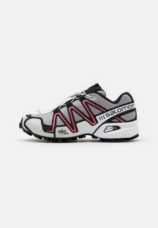SHOES SPEEDCROSS 3 ADV UNISEX - Trainers - alloy/black/white