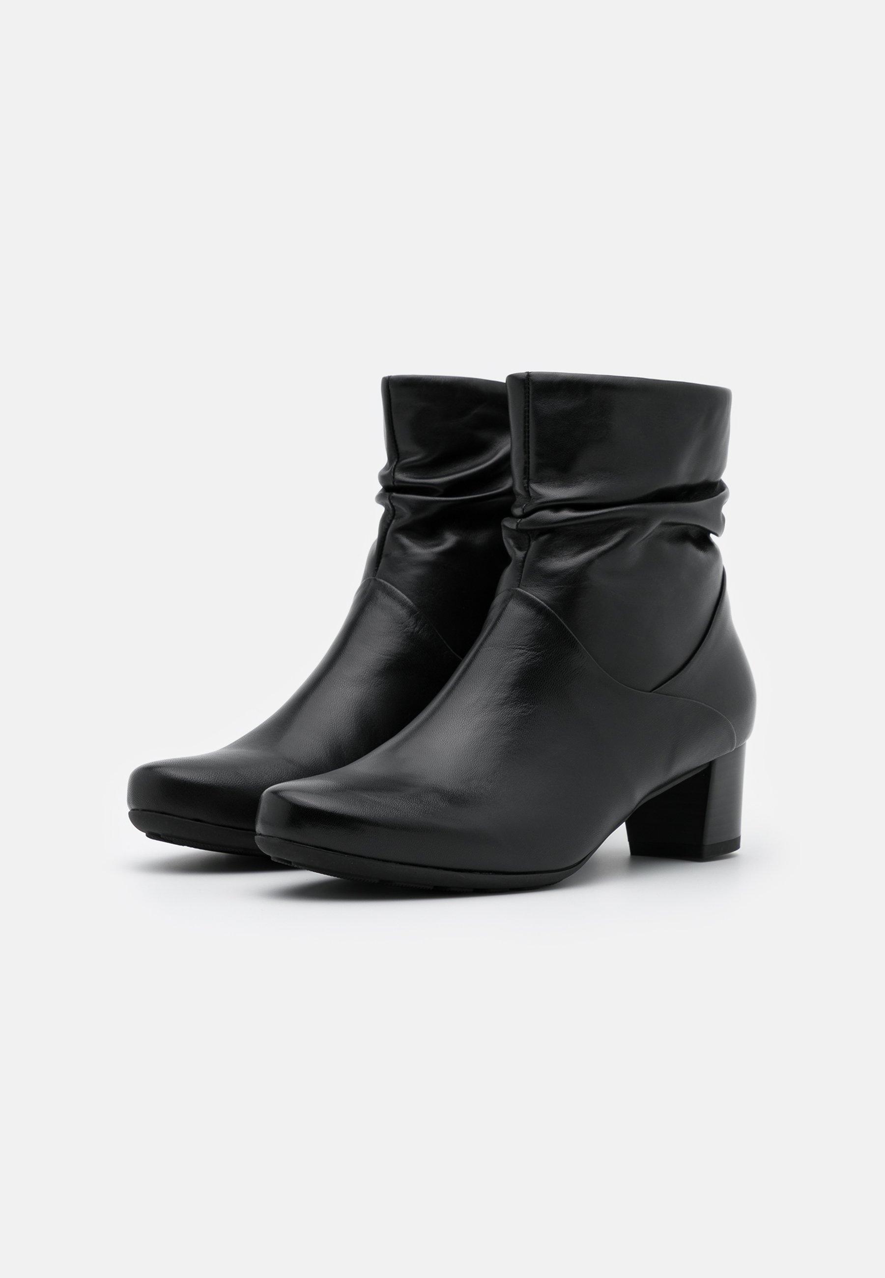 Gabor Comfort Stiefelette schwarz