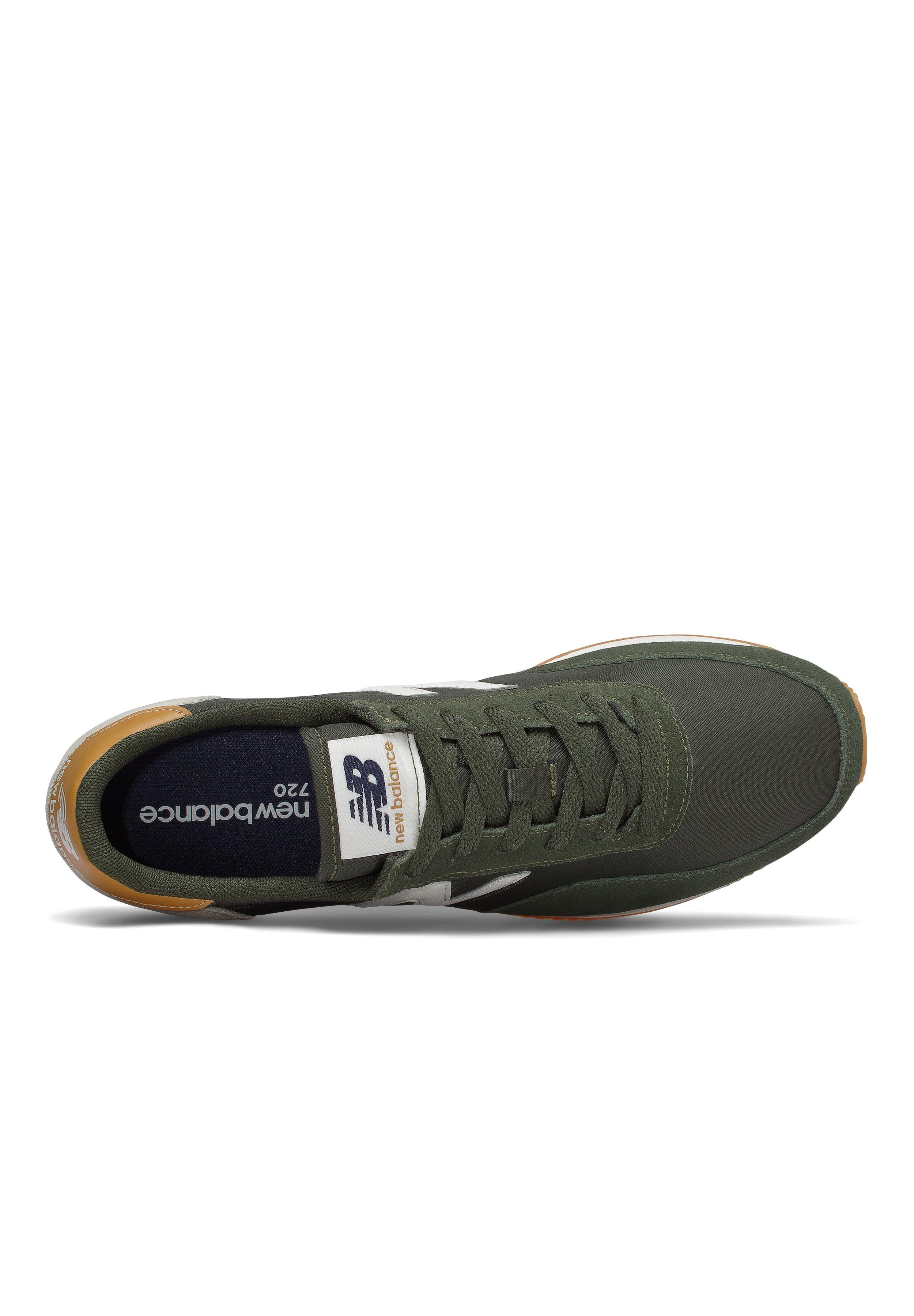 720 - Sneakers basse - dark olive