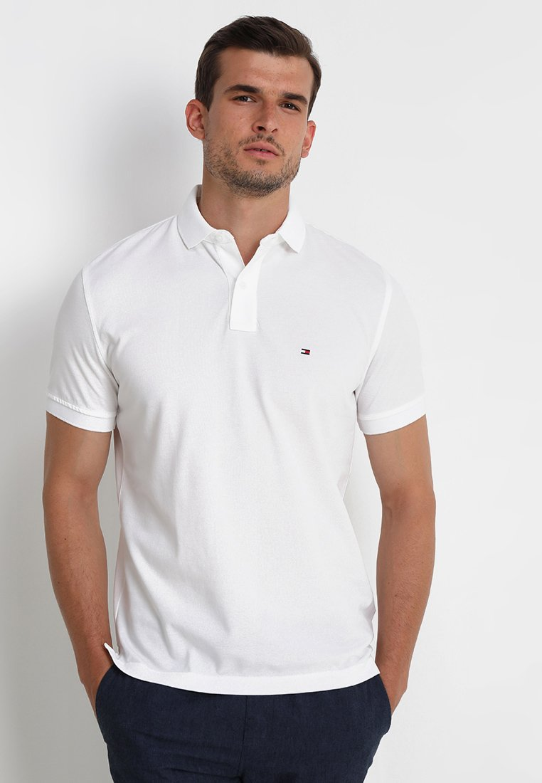 Tommy Hilfiger - CORE REGULAR FIT - Polo shirt - bright white