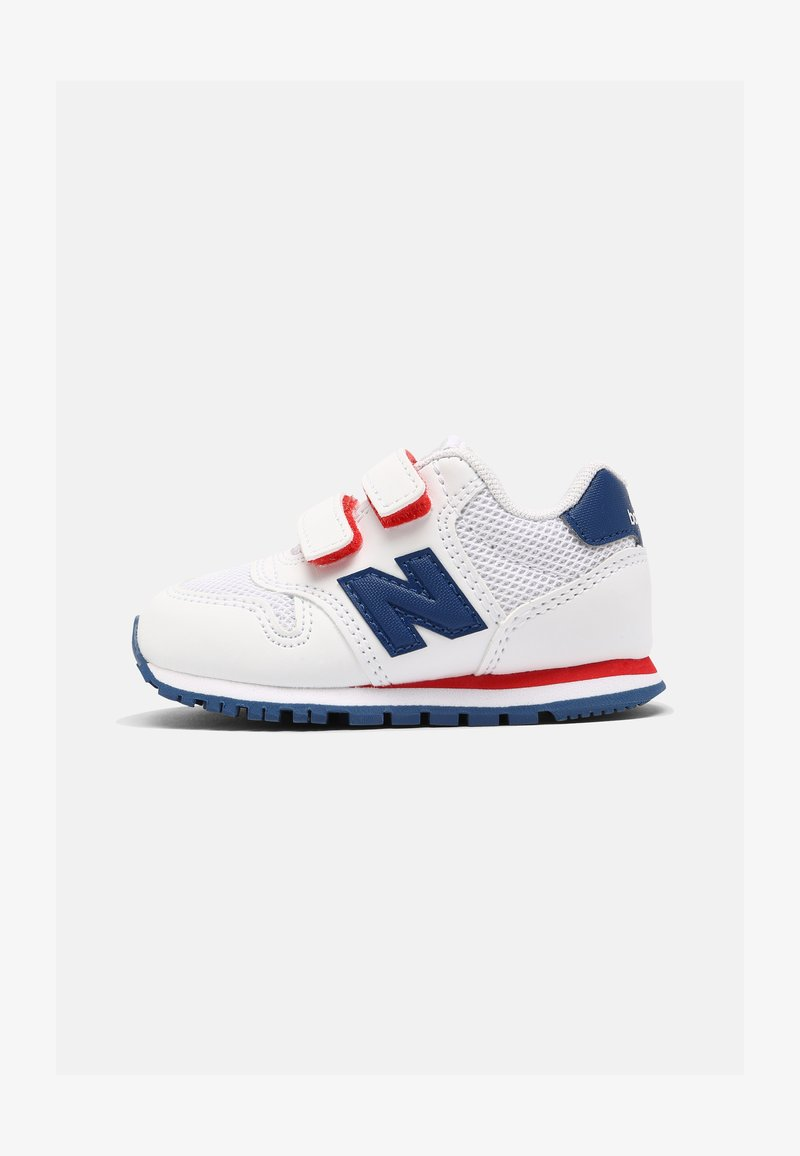 New Balance - IV500WRB UNISEX - Trainers - white/red