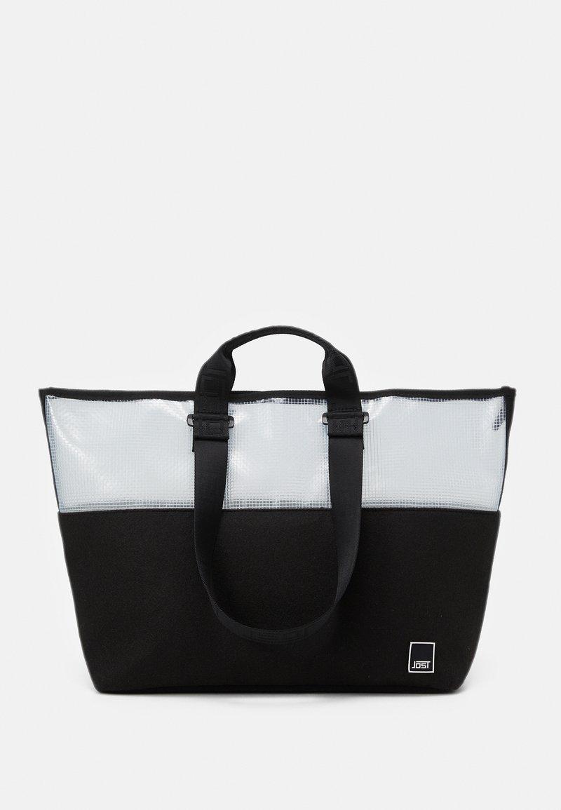 Jost - UMEA - Shopping bag - black
