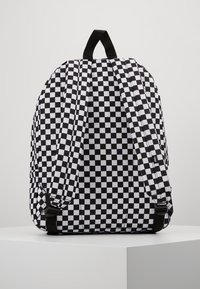 Vans - UA OLD SKOOL III BACKPACK - Plecak - black/white - 2