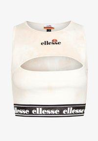 Ellesse - FENZO - Top - off white - 4
