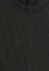 TOM TAILOR DENIM - DRESS - Jumper dress - deep black - 2