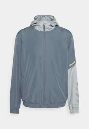 SULLIVAN - Waterproof jacket - china blue