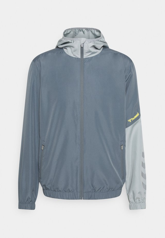 SULLIVAN - Waterproof jacket - china blue