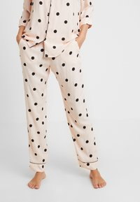 Etam - FILLIPA PANTALON - Pyjamasbyxor - rose - 0