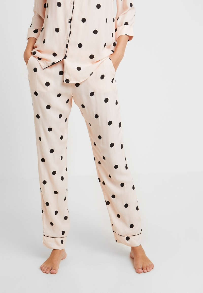 Etam - FILLIPA PANTALON - Pyjamasbyxor - rose