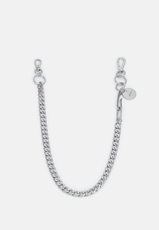 TRIBAL WALLET CHAIN - Övriga accessoarer - silver-coloured