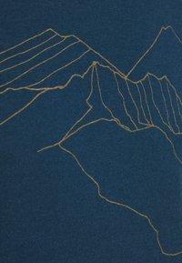 Icebreaker - CREWE THE HIGHER WE GO - Undershirt - nightfall - 2