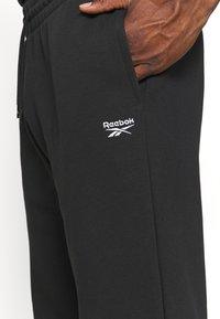 Reebok - IDENTITY - Pantaloni sportivi - black - 5