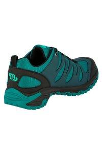 Brütting - Hiking shoes - green - 3