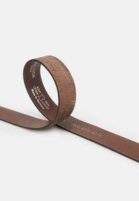 Vanzetti - Belt - taupe/copper - 2