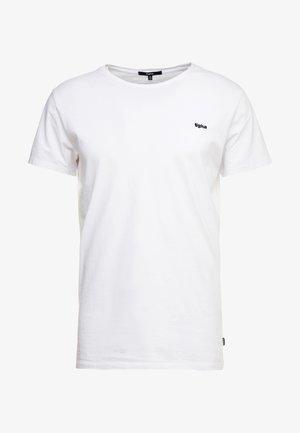 HEIN - T-shirt basic - white