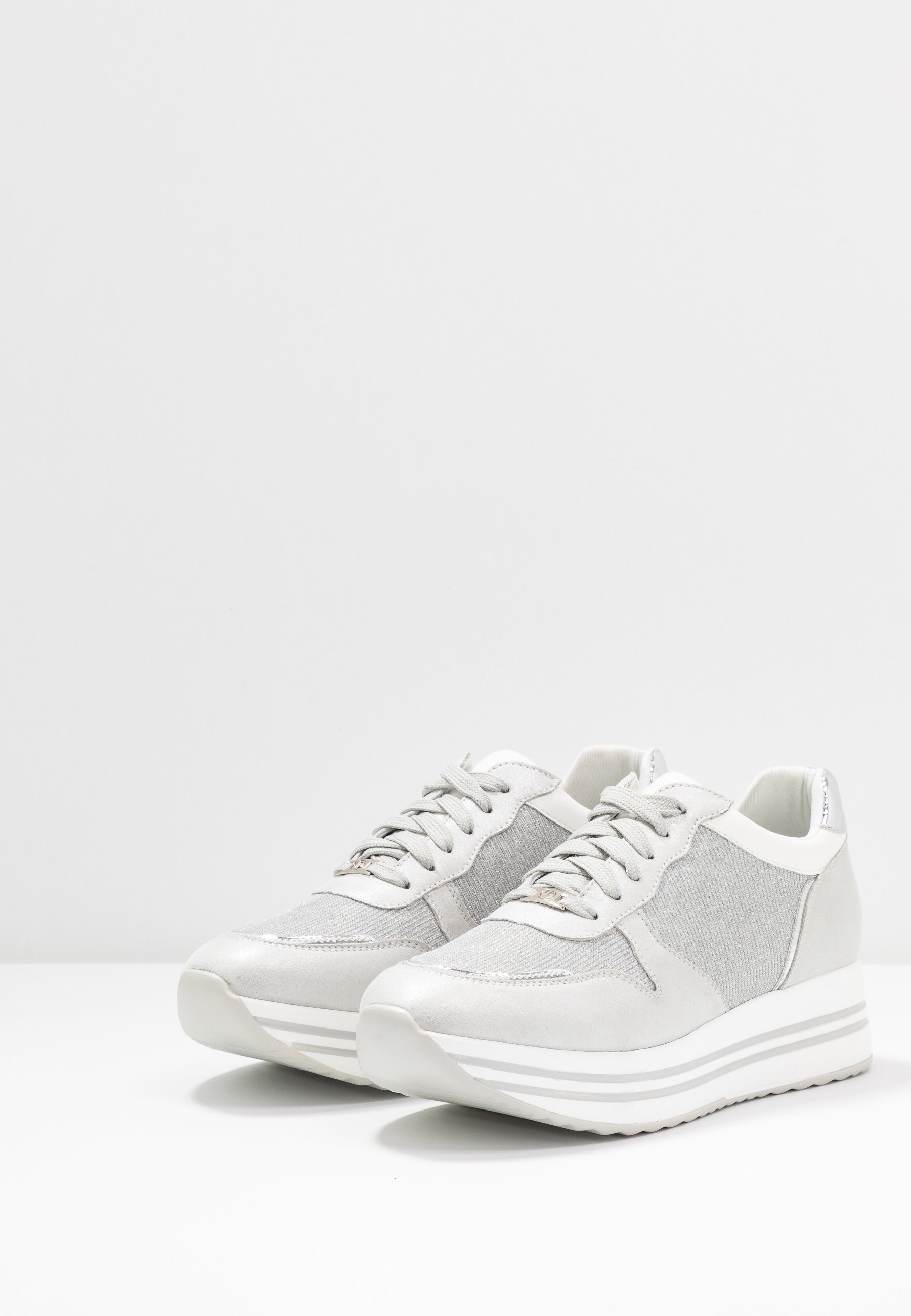 Tata Italia Baskets basses - silver - Sneakers femme Original