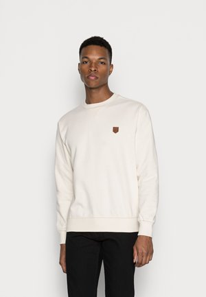 JPRBLUDAN CREW NECK  - Sweatshirt - whisper white