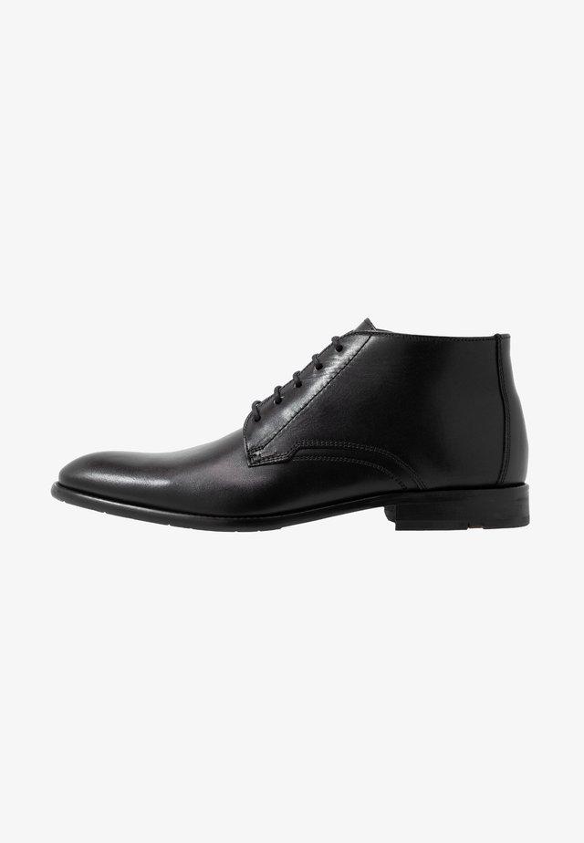 LASSIN - Business sko - schwarz