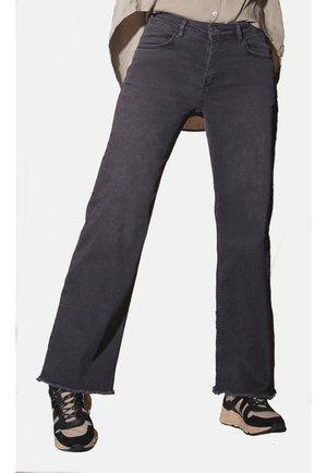 MIRA  - Straight leg jeans - shadow grey