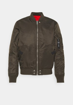 J-ROSS-REV - Bomber Jacket - khaki