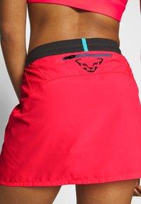 Dynafit - ALPINE PRO SKIRT - Sports skirt - fluo pink - 4