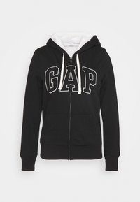 GAP - Mikina na zip - true black - 3