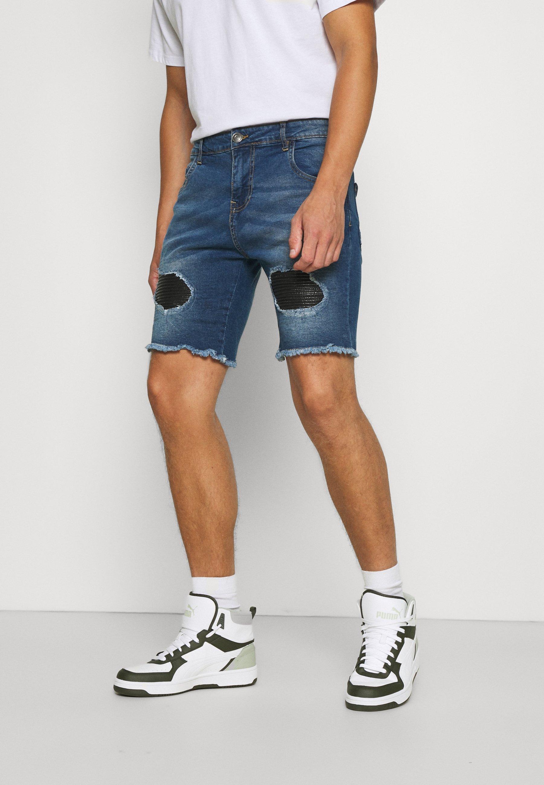 Homme NALUKA - Short en jean