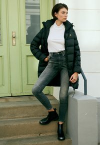 G-Star - KAFEY STUDS ULTRA HIGH SKINNY  - Jeans Skinny Fit - vintage basalt - 5