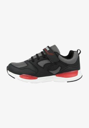 Sneakers laag - black-grey