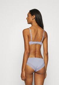 Calvin Klein Underwear - FLIRTY - Braguitas - mauve parage - 2