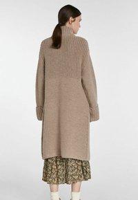 SET - Classic coat - taupe - 2