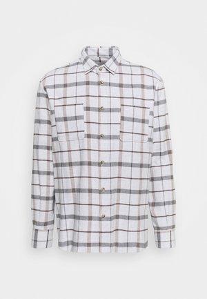 SCOTT - Shirt - grey melange