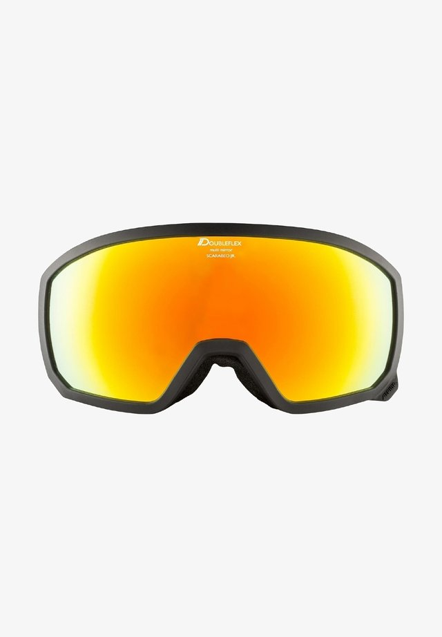 SCARABEO JR. MM - Masque de ski - black (a7257.x.34)