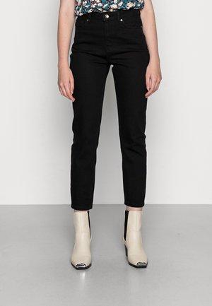 VMBRENDA - Straight leg jeans - black