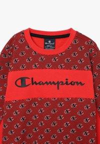 Champion - CHAMPION X ZALANDO CREWNECK - Mikina - red - 3