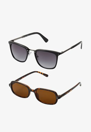 Sunglasses - brown/black