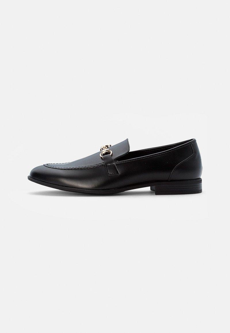 Pier One - Scarpe senza lacci - black