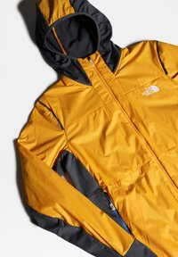 The North Face - M SPEEDTOUR ALPHA HOODIE JACKET - Blouson - summit gold/vanadis grey - 3
