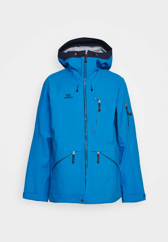 MENS BACKSIDE JACKET - Skijakker - blue