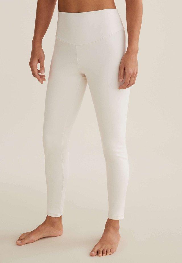 COMFORTLUX  - Collants - white