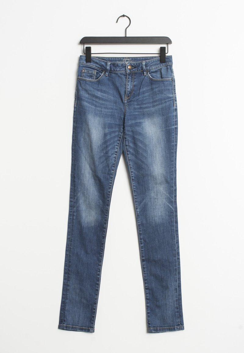 Esprit - Slim fit jeans - blue