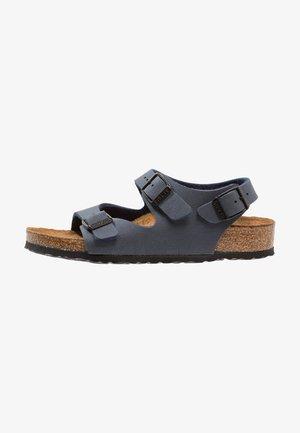 ROMA - Sandals - navy