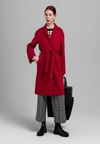 GANT - Classic coat - red - 1