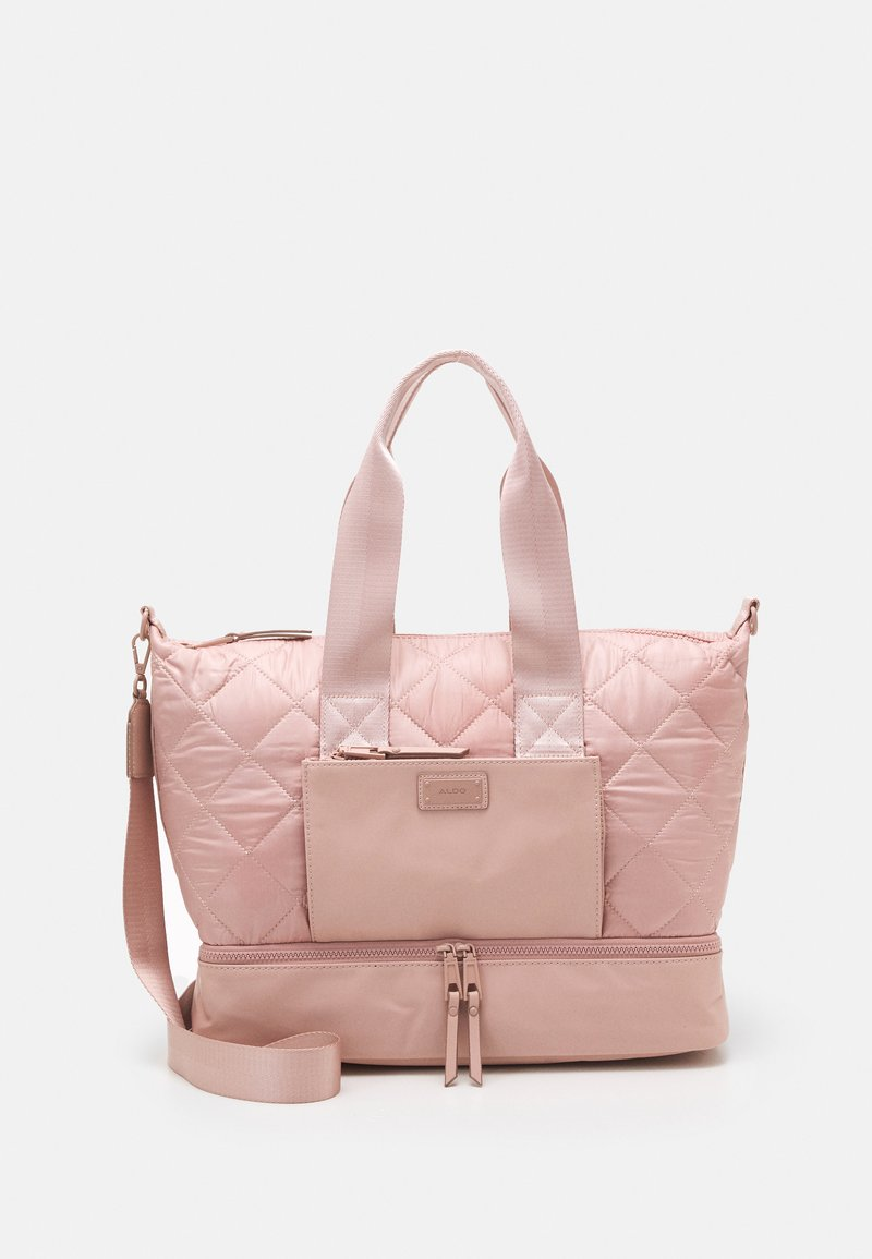 ALDO - PILINI - Weekend bag - adobe rose