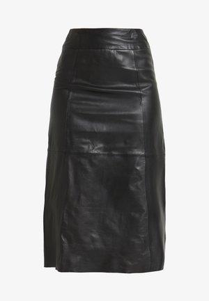 SLFARDEE SKIRT - Áčková sukně - black